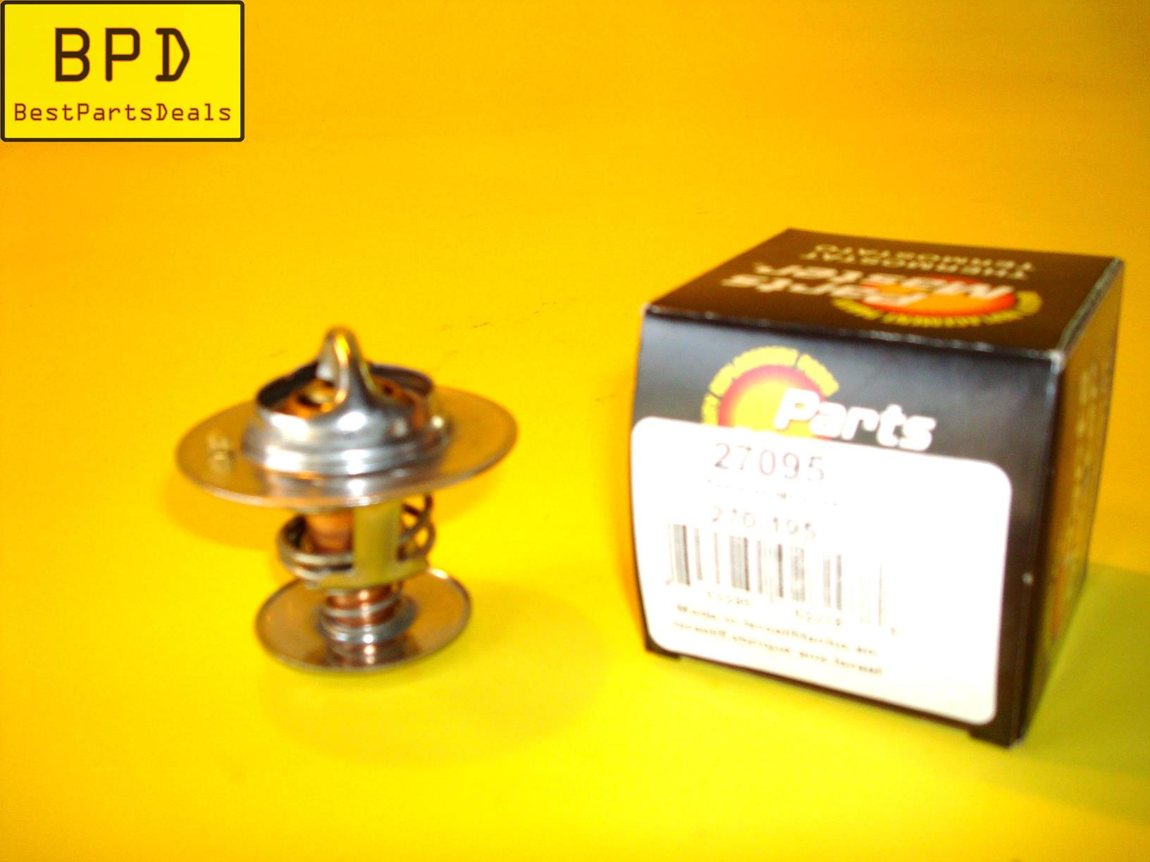 Parts Master 20060 Engine Coolant Thermostat MotoRad 200-160 New /& Free Shipping