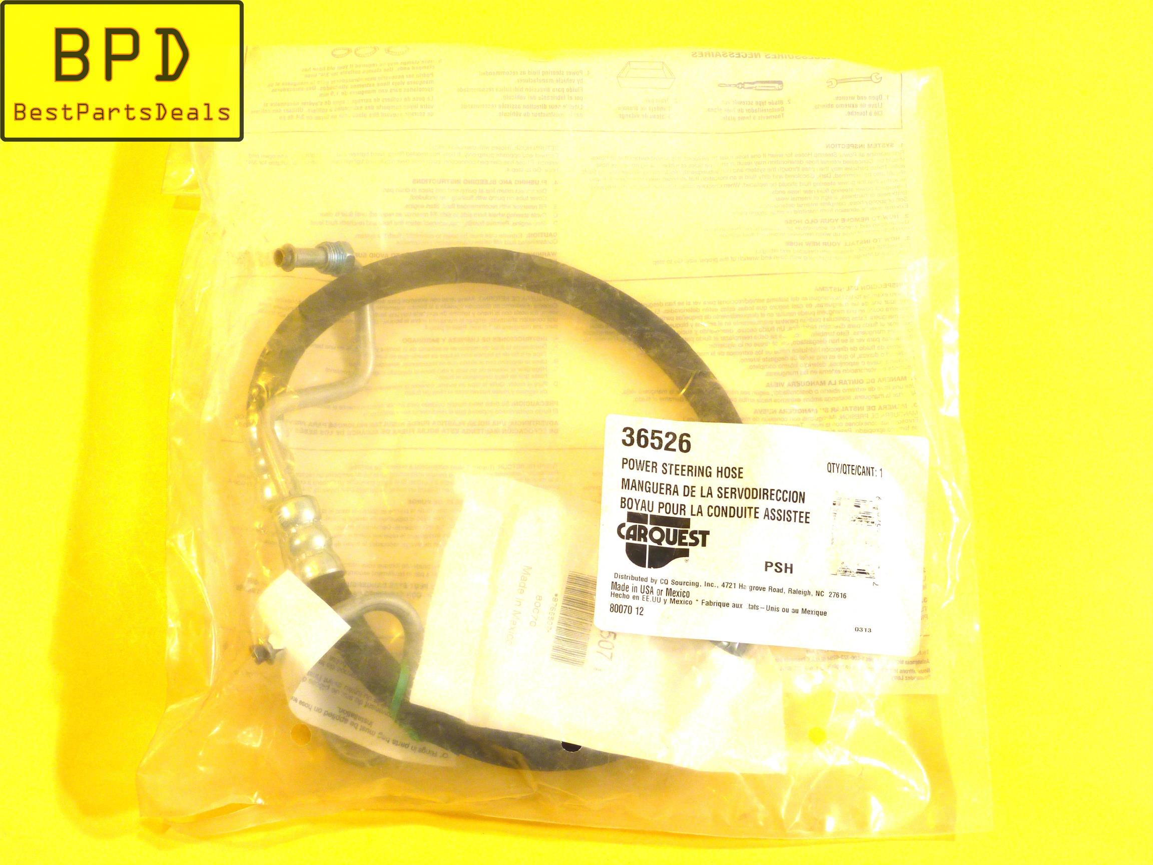 Power Steering Pressure Line Hose Assembly For 1964-1966 Ford Mustang