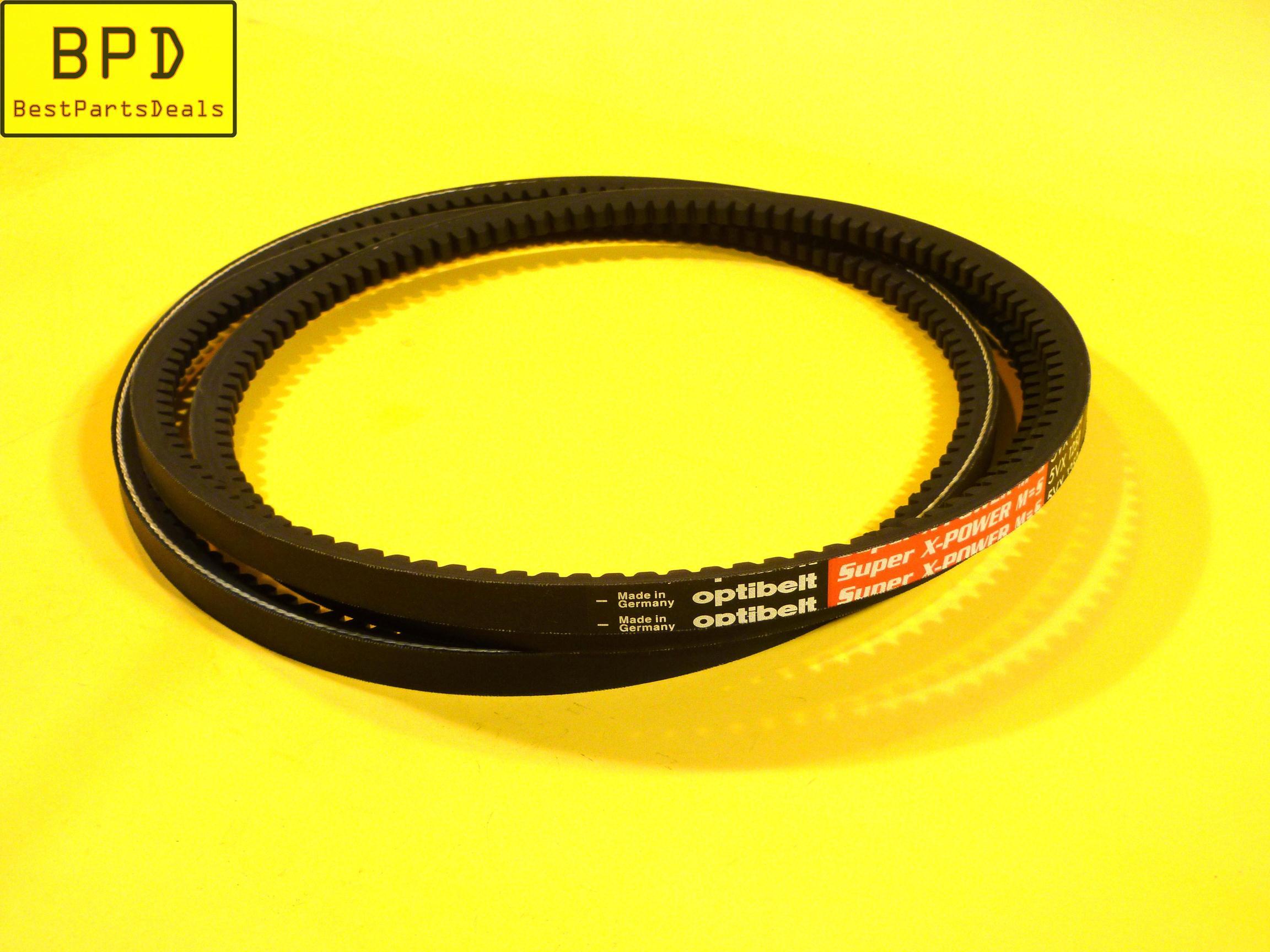 D/&D PowerDrive 5-3VX375 Banded Cogged V Belt