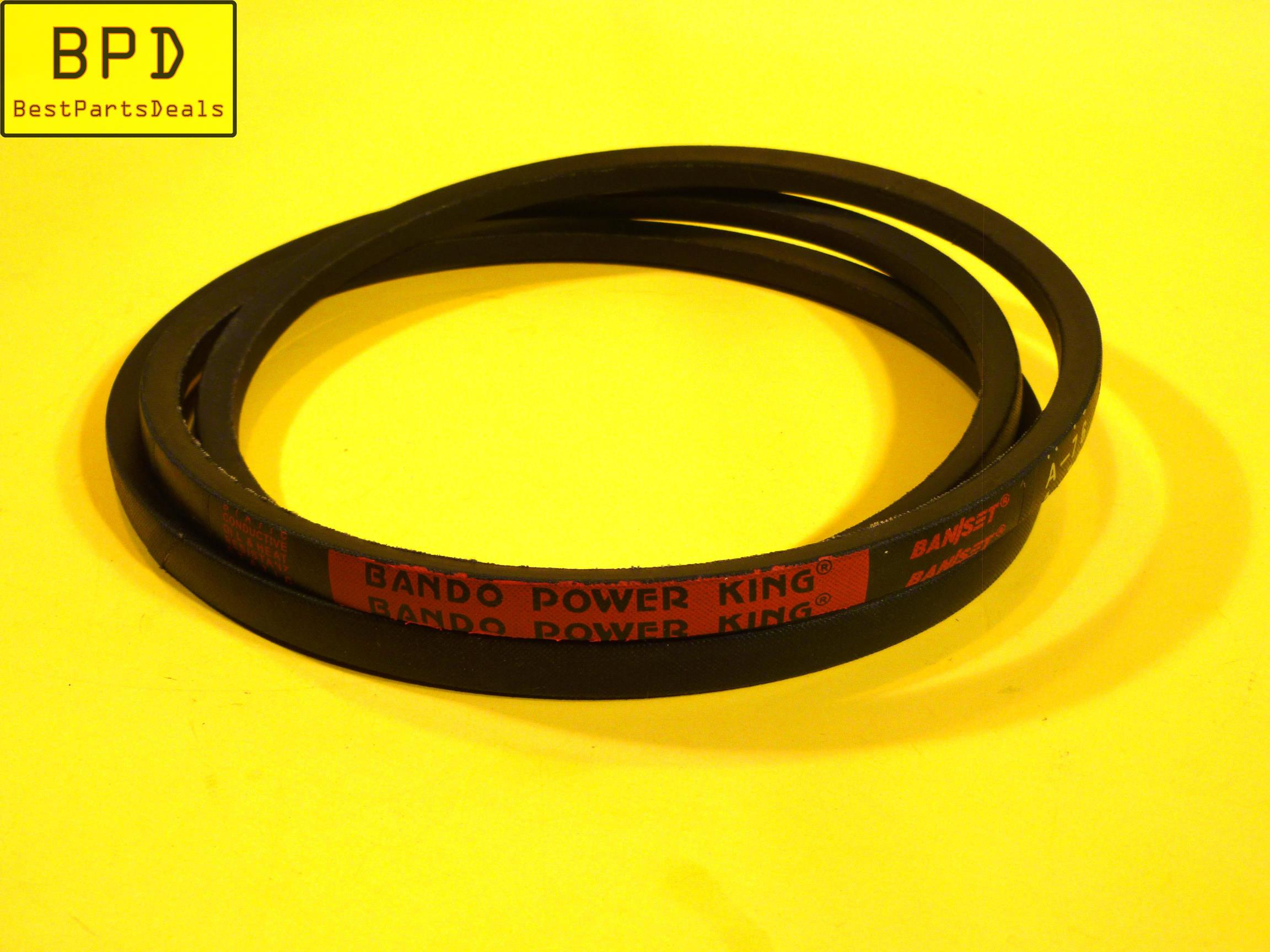 SIMPLICITY MANUFACTURING 108508 made with Kevlar Replacement Belt