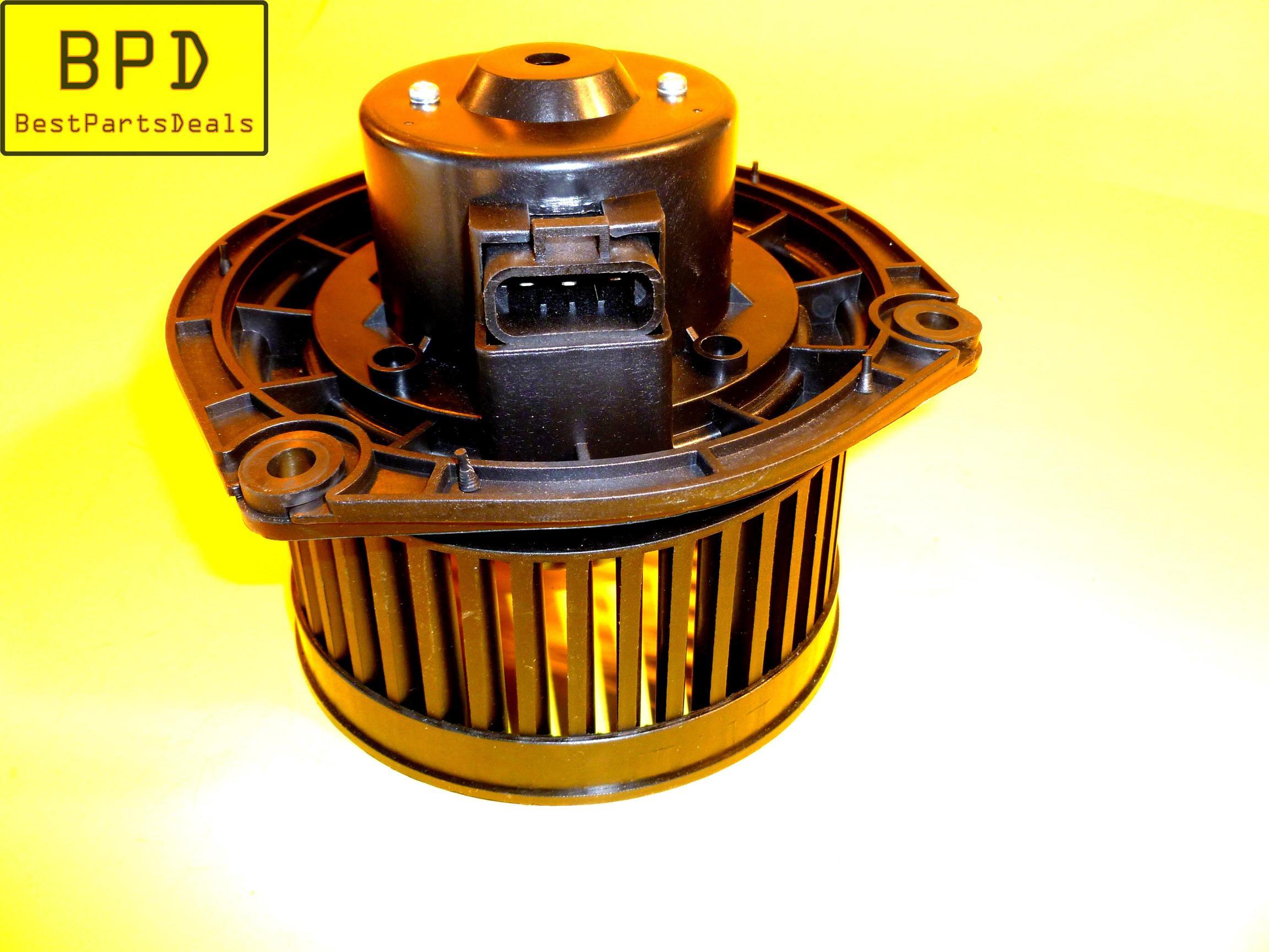 Heat Heater Fan Air Vent Blend Door Actuator HVAC For GM Chevy 89018365 604-106